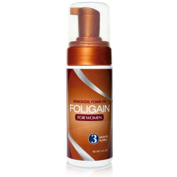 Foligain - minoxidil dla kobiet