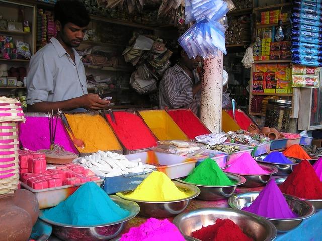 naturalne farby