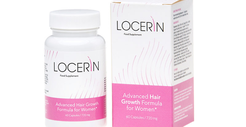 tabletki na wypadanie włosów dla kobiet, locerin